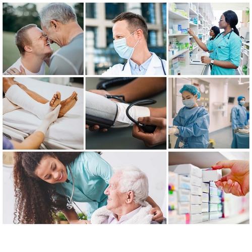 emplois en médical/paramédical/social
