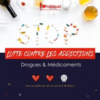 lutte contre les addictions